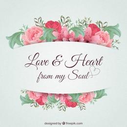 Amor y corazón desde mi alma