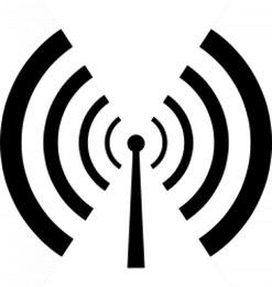 antena y las ondas de radio