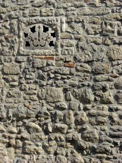 antigua muralla, mediana edad