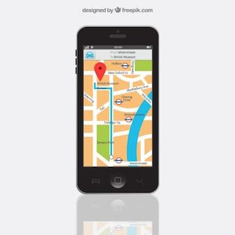 Aplicación de navegación