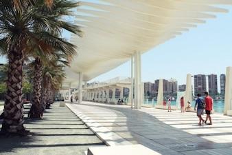 Arquitectura por el mar