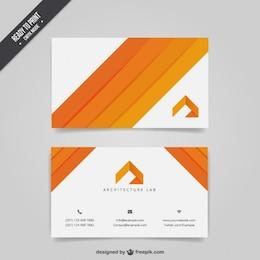 Arquitectura tarjeta de visita
