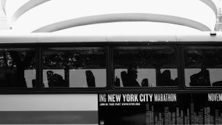 Autobús en Nueva York