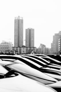 Autos estacionados