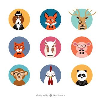 Avatares animales