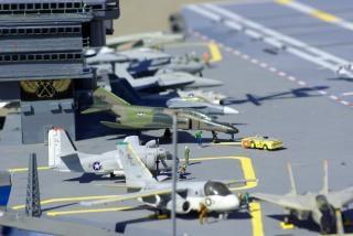 Aviones de cubierta del portaaviones