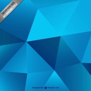 Azul resumen de antecedentes vector