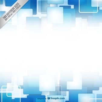 Fondo con cuadros azules y blancos