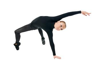 Bailarina moderna