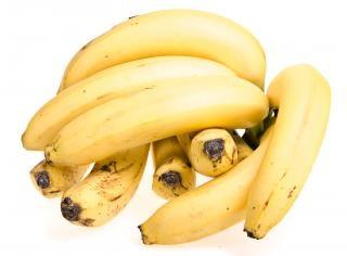Banano, maduro