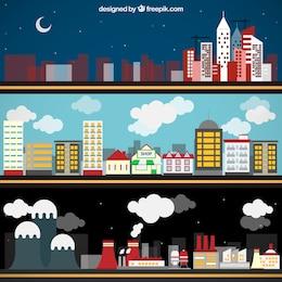 Banners ciudad