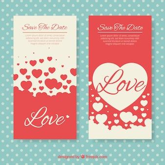 Banners de amor