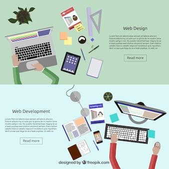 Banners para web