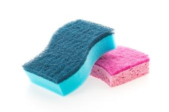 Baño verde higiene housework