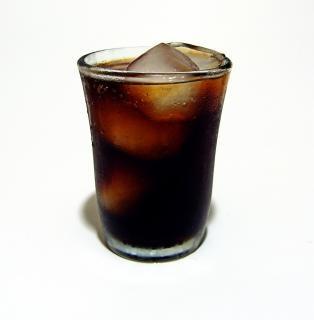 bebidas frías, refrescos de cola