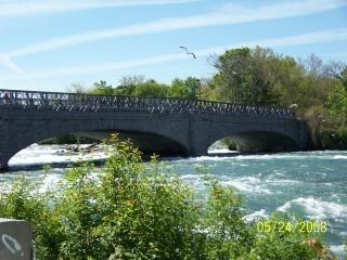 belleza del río Niágara