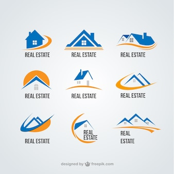 Bienes colección logotipos estatales