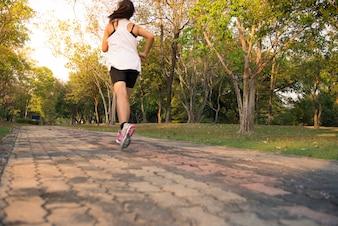 Bienestar deporte de acción energética deportiva