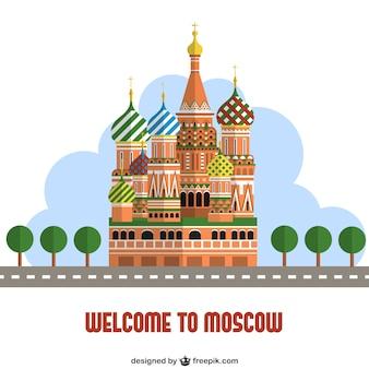 Bienvenido a Moscú