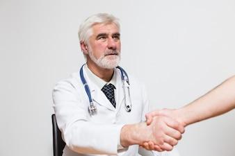 Blanco ocupación medicina oficina gabinete salud
