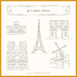 Bocetos París