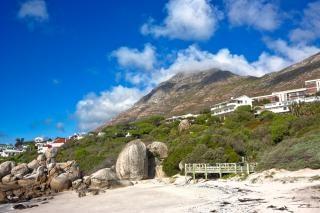 Boulders beach villa hdr vibrantes