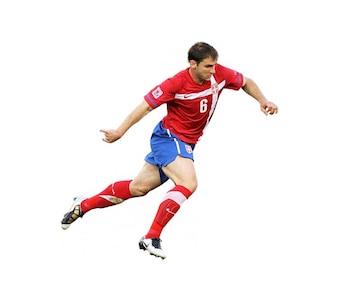 Branislav Ivanovic, Serbia Selección Nacional