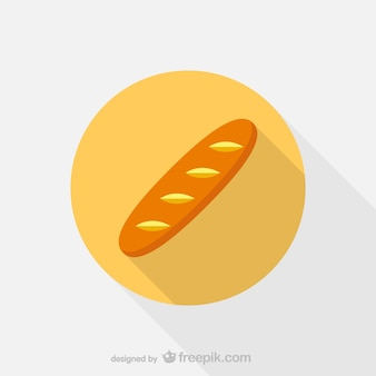 Icono de barra de pan