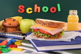 Buena comida para estudiar