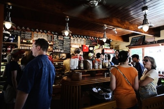 Bullicioso bar