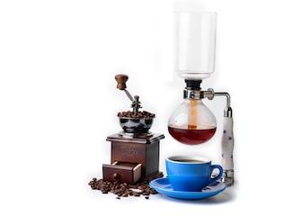 Café recién molido para preparar el mejor café