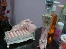 caja de joyería, cosméticos