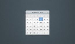 calendario calendario psd psd ui