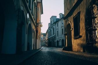 Calle Camino de piedra