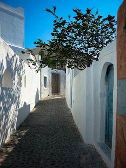 Calle típica del sur