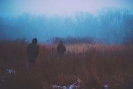 Caminando por el campo