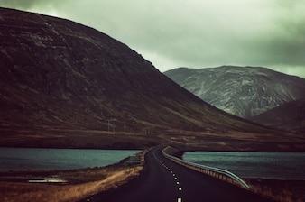 Camino negro