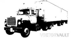 Camiones vector libre