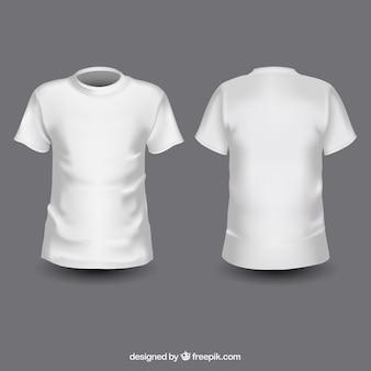 Camisetas blancas