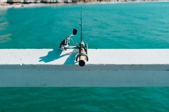Caña de pescar Perspectiva