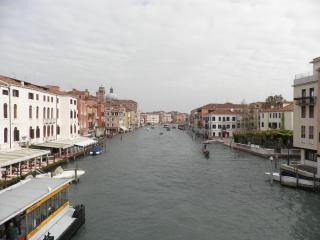 Canale Grande en Venecia