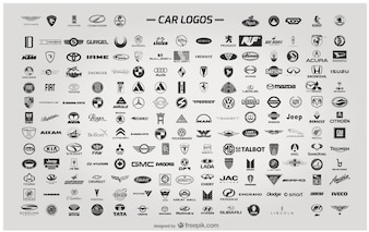 Logotipos de coches