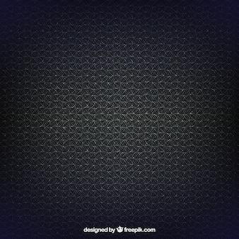 Textura metálica de carbono