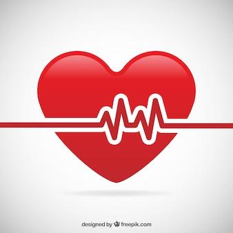 Cardiograma Corazón