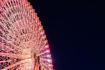 Carnaval de entretenimiento escena bucle de ocio