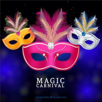 Carnaval mágico