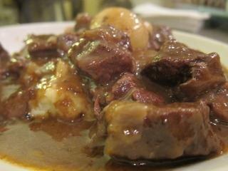 carne cocina de Borgoña