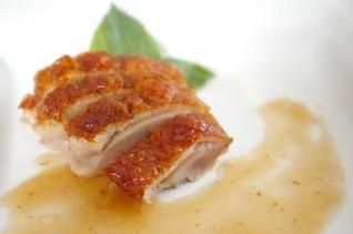 carne de pato, la cena