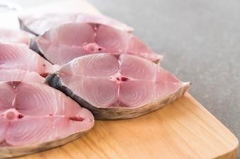 Carne fresca de caballa