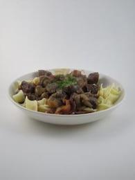 carne prepareddish Bourguignon